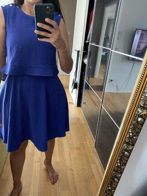 Kleid M Sportmax Code blau