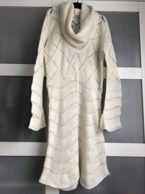 Keine Marke Robe en laine multicolore