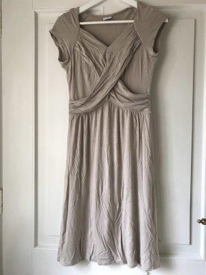 Kleid Madeleine 36 Beige Strech