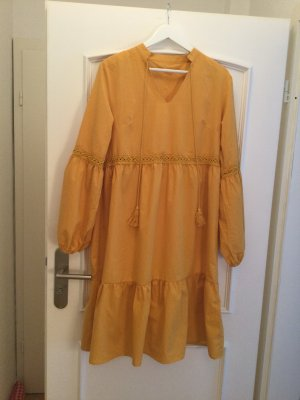 Kleid Maisgelb von Shein