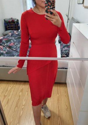 Kleid Maje neu mit Etikett rot XS