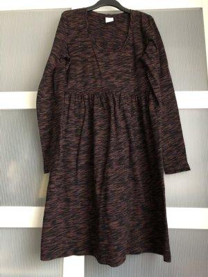 Kleid Mamalicious M rot schwarz lila orange