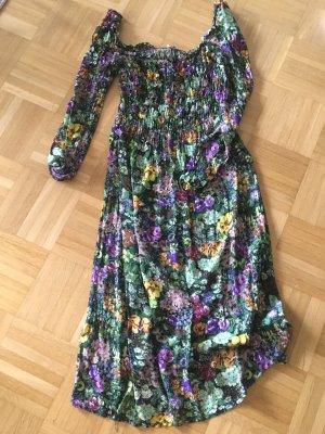 Kleid Mango Blumen Midi