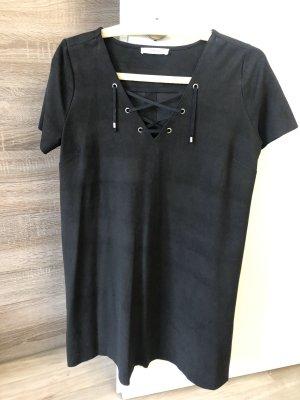 Mango Midi-jurk zwart