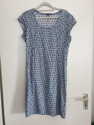 Kleid Marc O'Polo blau Baumwolle M