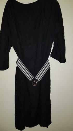 Marcel Ostertag Empire Dress black