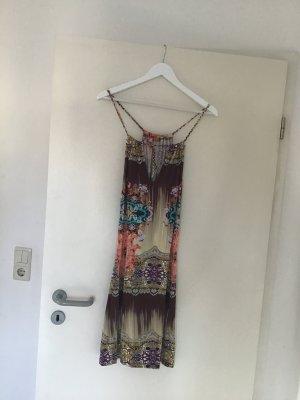 Buffalo Vestido estilo camisa multicolor Viscosa