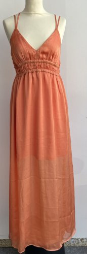 Kleid • Maxikleid • coral • Gr. S