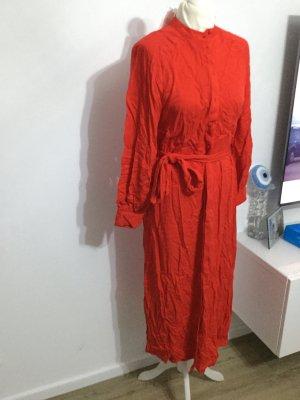 Kleid maxikleid neu rot