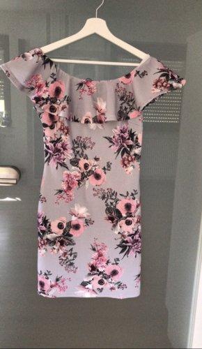 Kleid Melrose Volants Blumen Sommerkleid