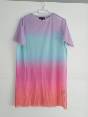 Primark Robe t-shirt multicolore