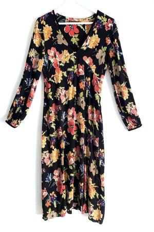 Kleid Midi_Blumen