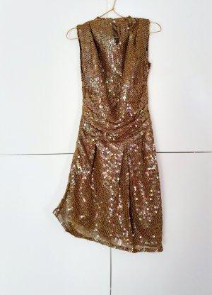 Kleid Midi von Alvarno gr. S Haute Couture