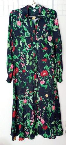 ARKET Midi Dress multicolored polyester