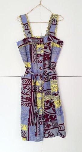 Kleid Midi von BGN gr. 40 Seide