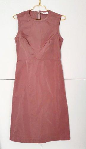 Kleid Midi von jil sander gr. 34 Seide