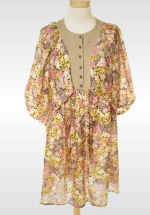 Kleid Mini/ Midi von Baum und Pferdgarten gr. 36 Seide