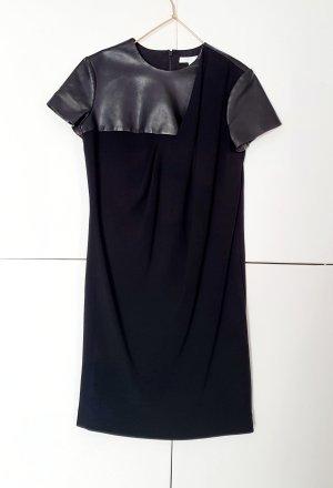 Alexander Wang Mini Dress black leather
