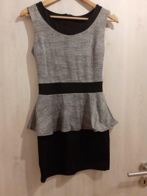 Kleid Minikleid Schößchen