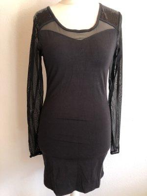 Kleid Minikleid schwarz eng sexy Gr. S