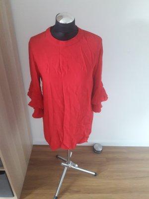 Kleid Minikleid Second Female Gr. S rot