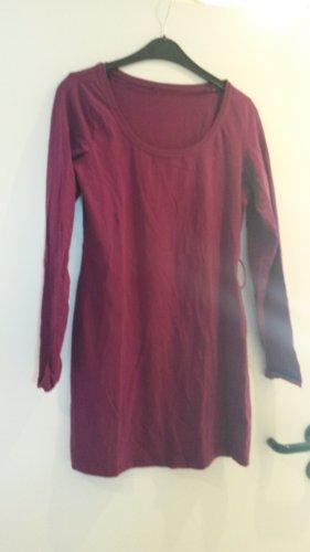 Kleid Minikleid Shirt Oberteil Bluse T Shirt Long Shirt Top  NEUWERTIG  Gr M evtl. L