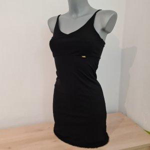 kleid Minikleid stretch schwarz QS S.Oliver XS 34