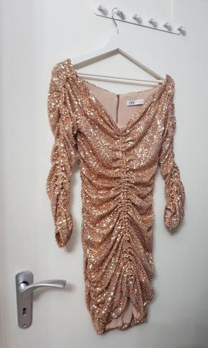 Kleid Minikleid Zara