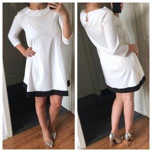 Kleid mit 3/4 Ärmel