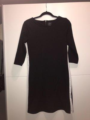 Only Shirt Dress black-white