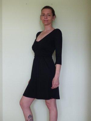 Kleid mit 3/4 Armen