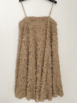 kleid mit 3D blumen von H&M