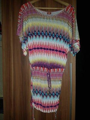 Buffalo Sweat Dress multicolored