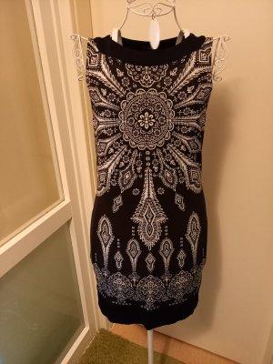 Kleid mit Allover-Print, Comma, Gr.36