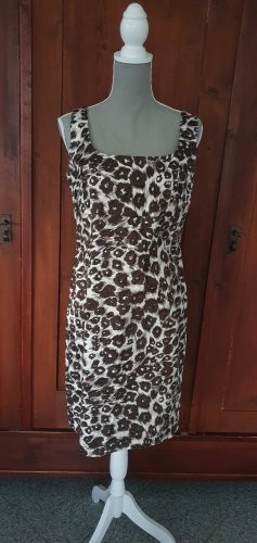 Kleid mit Alloverdruck Piu & Piu Gr. XL