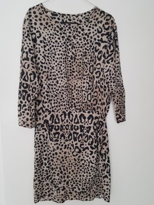 Kleid mit angesagtem Animalprint