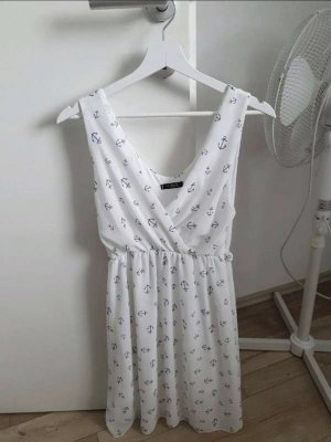 Kleid mit Ankermotiv