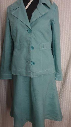 Kleid mit Blaser von Rocha John Gr.14