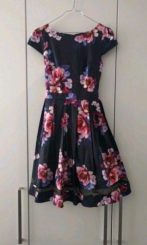 Petticoat Dress dark blue