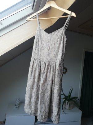 BeBop Robe à bretelles argenté-vieux rose