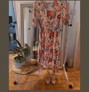 Kleid mit Blumen muster gr.  36