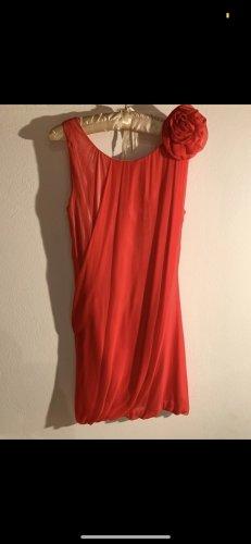 Bluegirl Robe de bal rouge clair