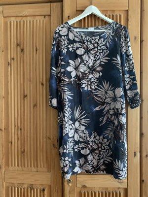 Alba Moda Tunic Dress multicolored cotton