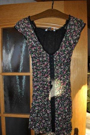 Clockhouse Mini-jurk veelkleurig