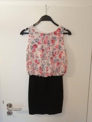 Kleid mit Blumenmuster und engem Rock von SisterS point, Größe S