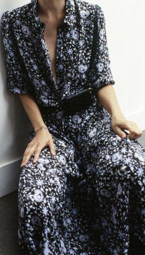 Kleid mit Blumenmuster von Zara