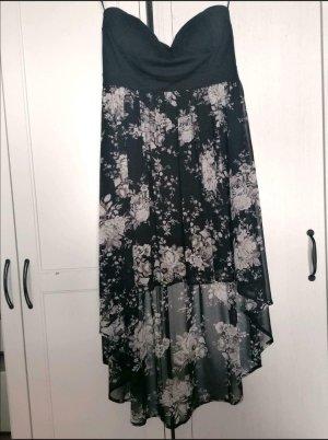 Forever 18 Asymetryczna sukienka Wielokolorowy