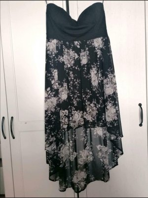 Forever 18 High Low Dress multicolored