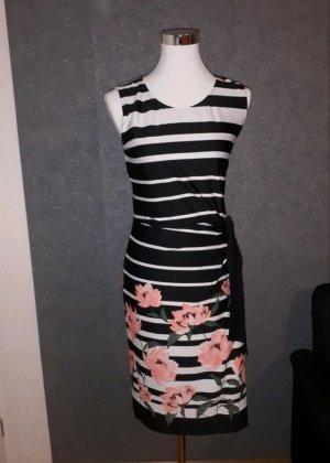 Kleid mit Blumenprint Gr. 40 Laura Kent