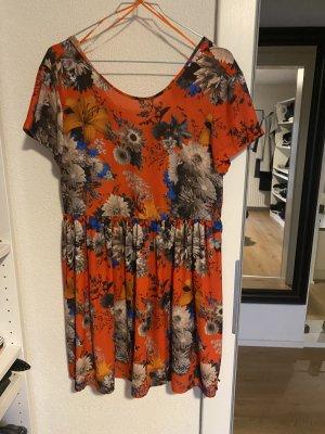 Kleid mit Blumenprint Pepe Jeans